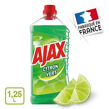 Ajax: lavavajillas a la lima, frasco de 1,25 l: Amazon.es ...