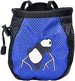 AMC(TM) Climbing Panda Compact Chalk Bag with Belt