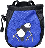AMC(TM Rock Climbing Panda Bear Design Chalk Bag...