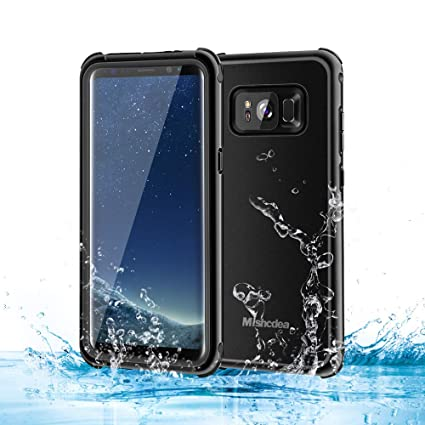 Amazon.com: Mishcdea - Carcasa para Samsung Galaxy S 8 ...