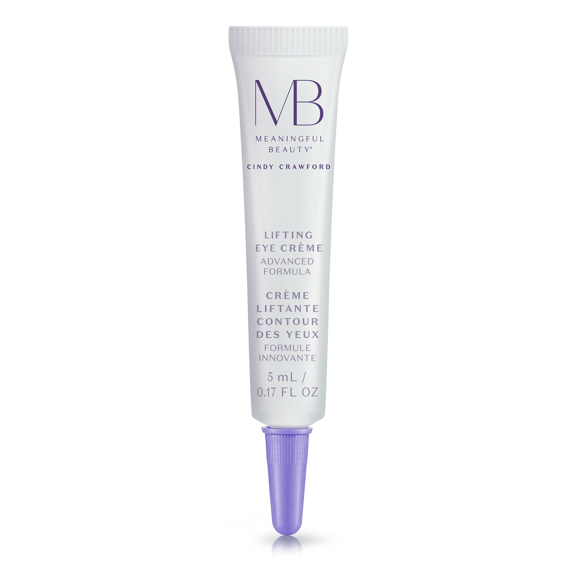 Meaningful Beauty - Lifting Eye Crème Advanced Formula - Under Eye Care - 0.17 Ounce - MT. MT.0357 by Meaningful Beauty