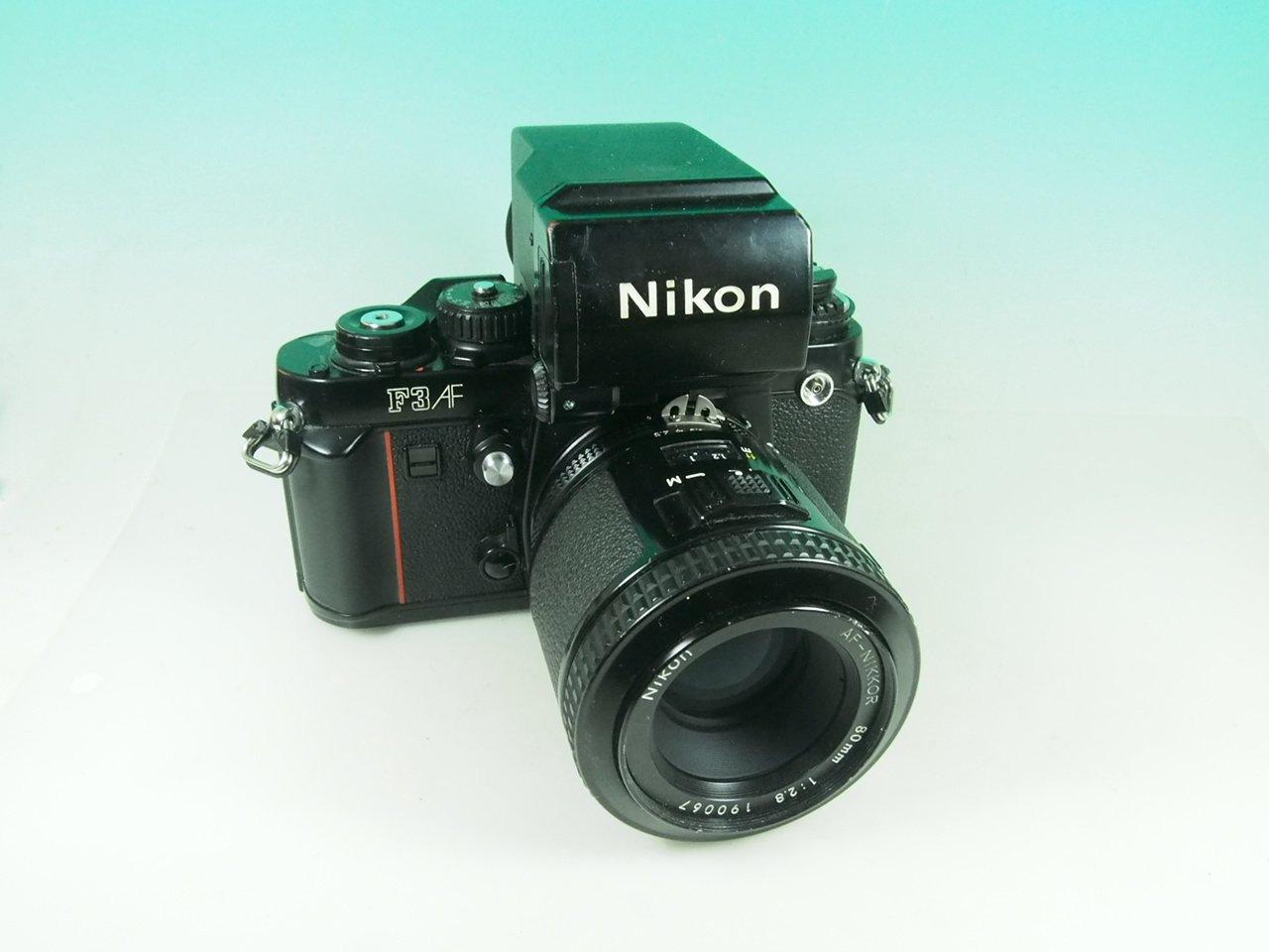 nikon F3AF 80mmF2.8付き   B00DPOHVIC