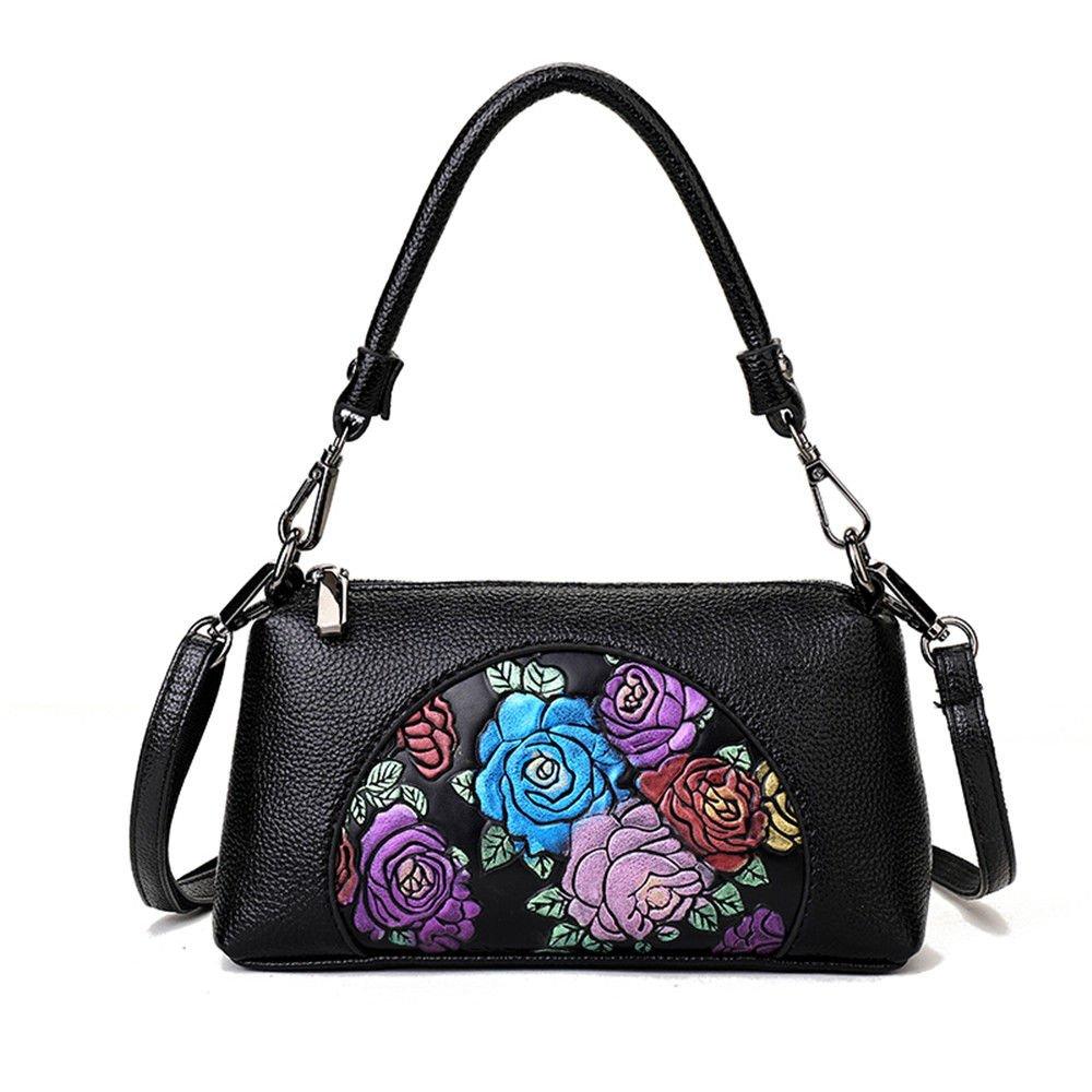 Handbag, Soft Leather Bag, Single Shoulder Bag,B1,22X12X5Cm