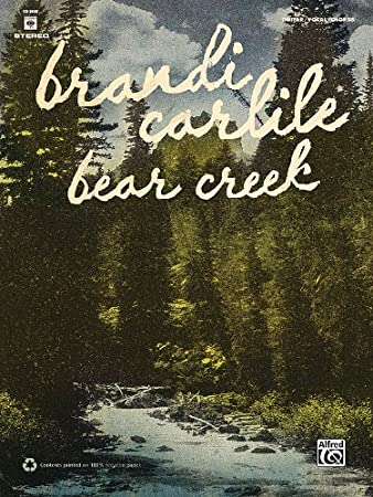 Amazon.com: Brandi Carlile - Bear Creek - Guitar: Musical Instruments