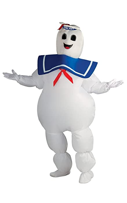 Rubies Ghostbusters Inflatable Stay Puft Marshmallow Man ...