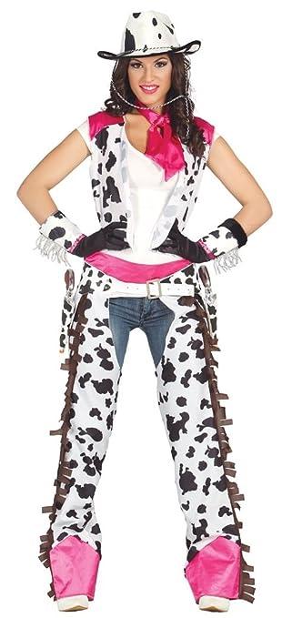 Adult cowgirl fancy dress #4