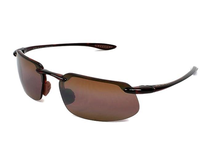 Maui Jim - Gafas de sol - para hombre Marrón Havana: Amazon ...
