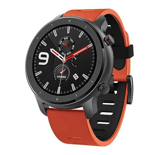 SHSH - Correa de silicona de repuesto para reloj inteligente Huami ...