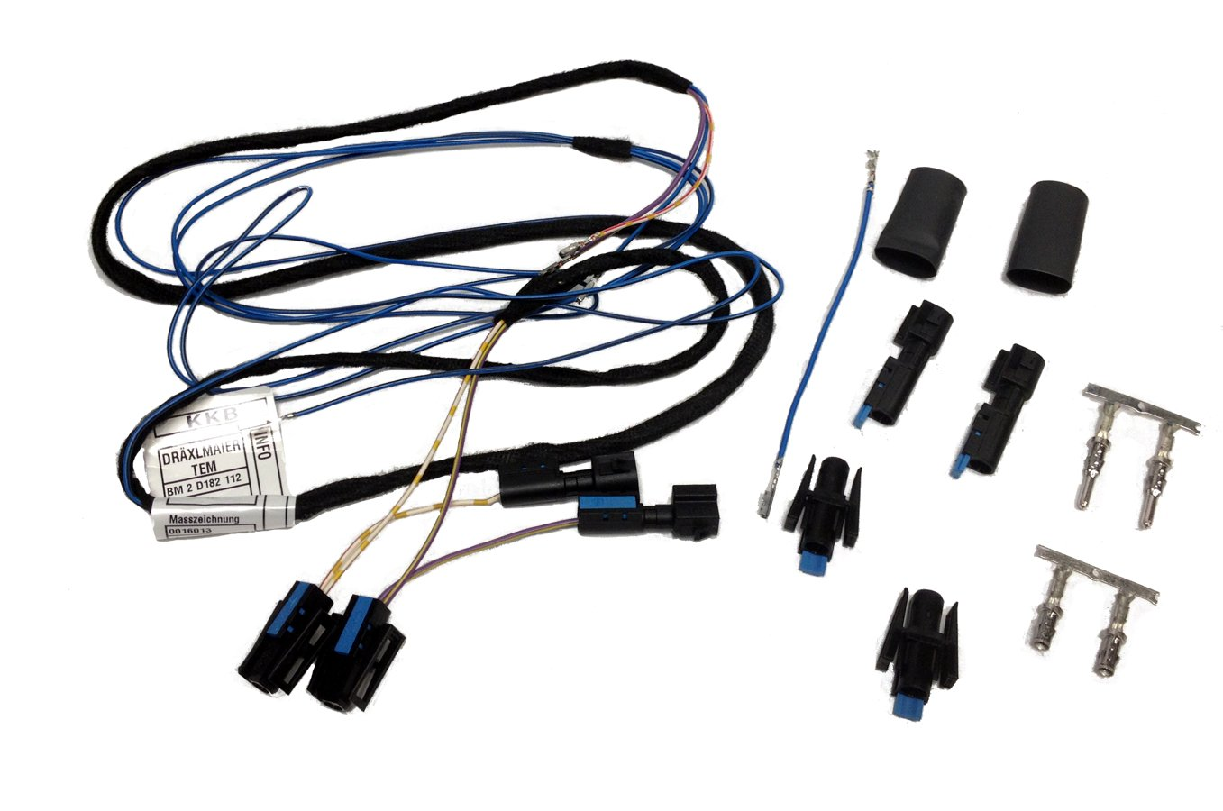 amazon com genuine bmw 3 series e46 wiring harness cable set cruise Dodge Wiring Harness