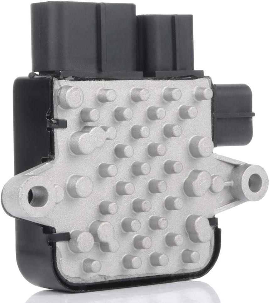 ROADFAR Engine Cooling Fan Control Relay Module Fit for 2003-2007 Mazda 6 2002-2006 Mazda MPV 2002-2007 Mitsubishi Lancer 2003-2006 Mitsubishi Outlander