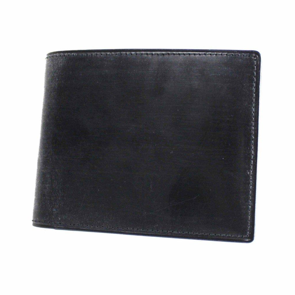 [ポーター]PORTER BILL BRIDLE ビルブライドル 二つ折り財布 185-02255 B07CRQGGH9 ブラック(10)