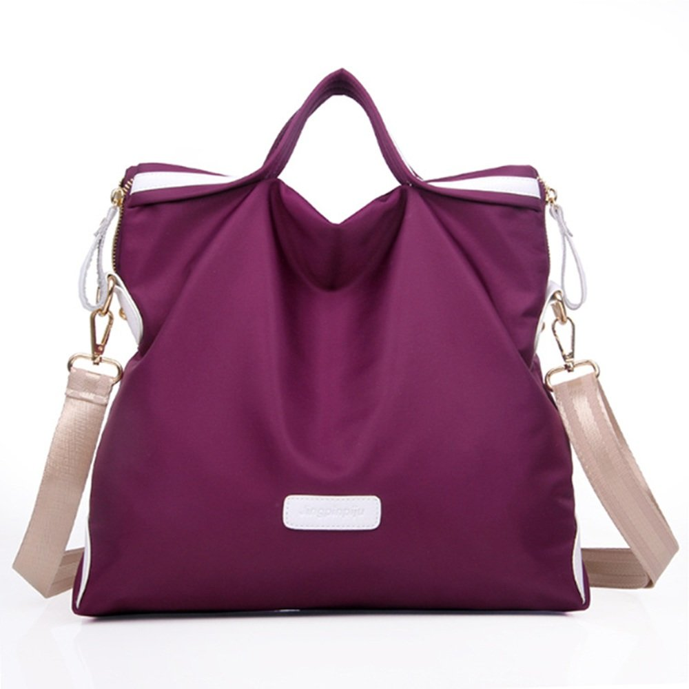 Ybriefbag Unisex Canvas Bag Waterproof Cloth Canvas Shoulder Bag Bag Hand Bag Mommy Leisure Sports Travel Vacation