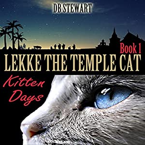 Lekke the Temple Cat Audiobook