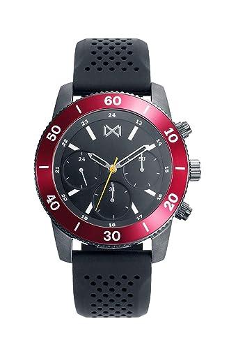 3ce7f519f116 Reloj Mark Maddox Hombre HC7125-56  Amazon.es  Relojes