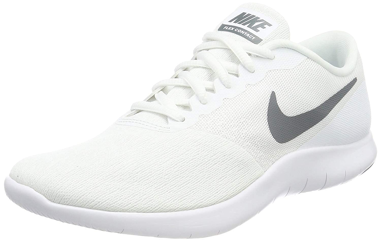 Nike Men's Flex Contact, Weiß Cool grau 11 D(M) US