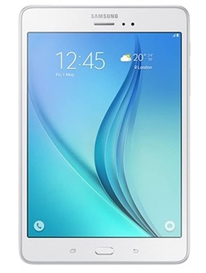 Samsung Tab A SM T355YZWA Tablet  8 inch, 16 GB, Wi Fi+LTE+Voice Calling ,Sandy White Tablets
