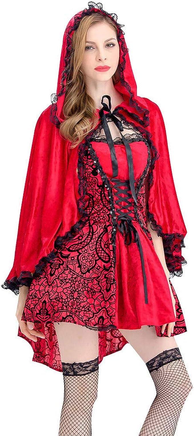 Halloween Disfraces para Mujer, Halloween Costume Capa Fiesta ...