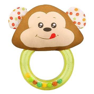 Amazon.com: XGao Bebé de dibujos animados de felpa campana ...