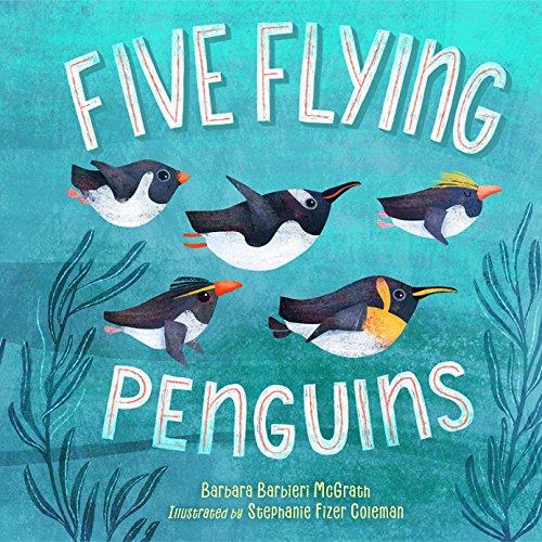 Rhino Flying - Five Flying Penguins