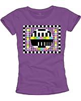 T-Shirt Sheldon Femme TESTSCREEN Big Bang Theory