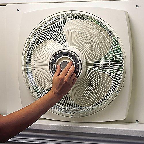 1960s Box Fan : Lasko a electrically reversible window fan inch