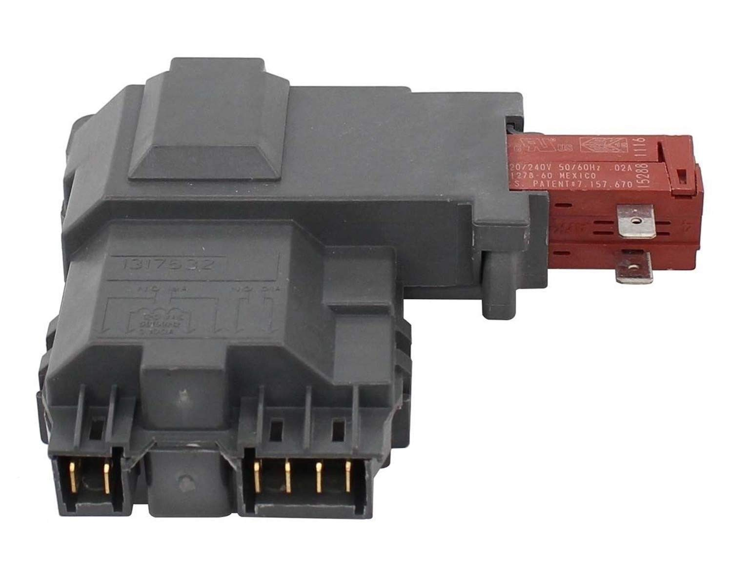 131763202 Door Lock Switch For Frigidaire 131763255 131763256