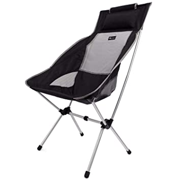 Enjoyable Moon Lence Compact Camping Chair High Back Ultralight Portable Folding Backpacking Chair Summer Camping Super Breathable Theyellowbook Wood Chair Design Ideas Theyellowbookinfo