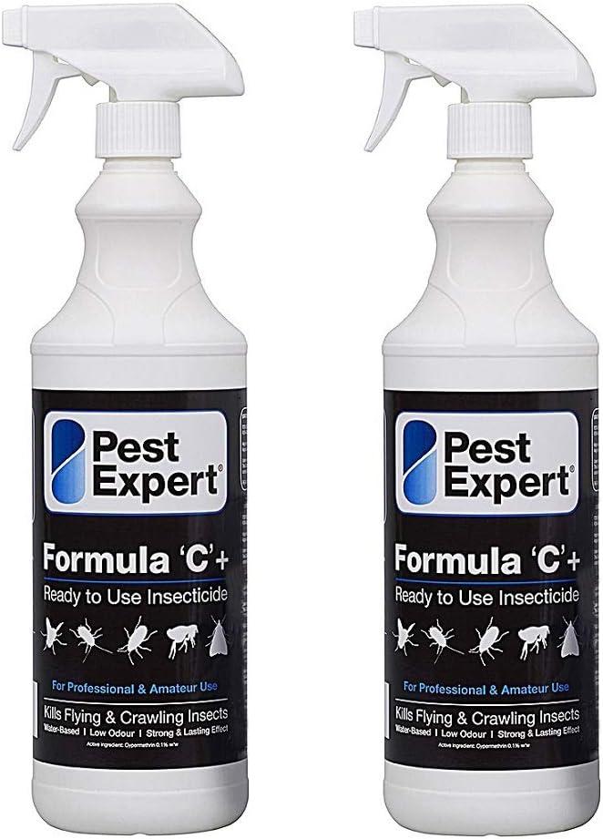 Pest Expert Formula 'C' Bed Bug Killer Spray