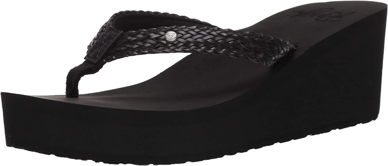 Roxy Women's Mellie Wedge Sandal