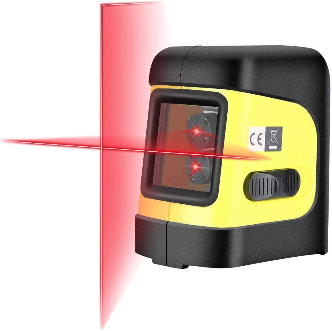 Firecore F112R Self-Leveling Horizontal/Vertical Cross-Line Laser Level Review