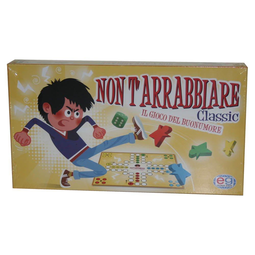 GIOCO DA TAVOLO DI SOCIETA/' NON T/'ARRABBIARE CLASSIC SPIN MASTER