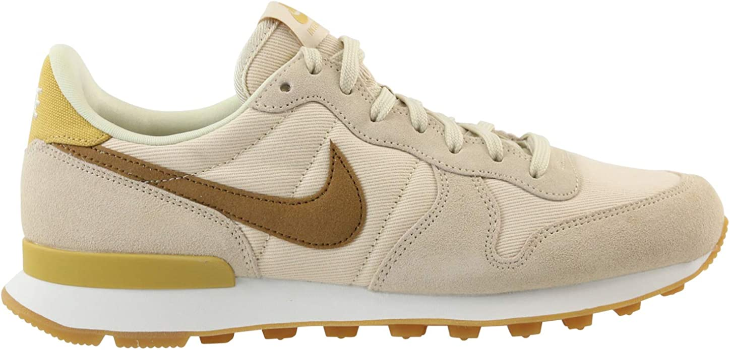 Nike Internationalist Sneakers Damen Beige (Beach/Wheat Gold/Summit White)