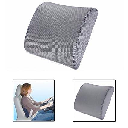 Amazon Com Awakingdemi Memory Foam Lumbar Back Support Cushion