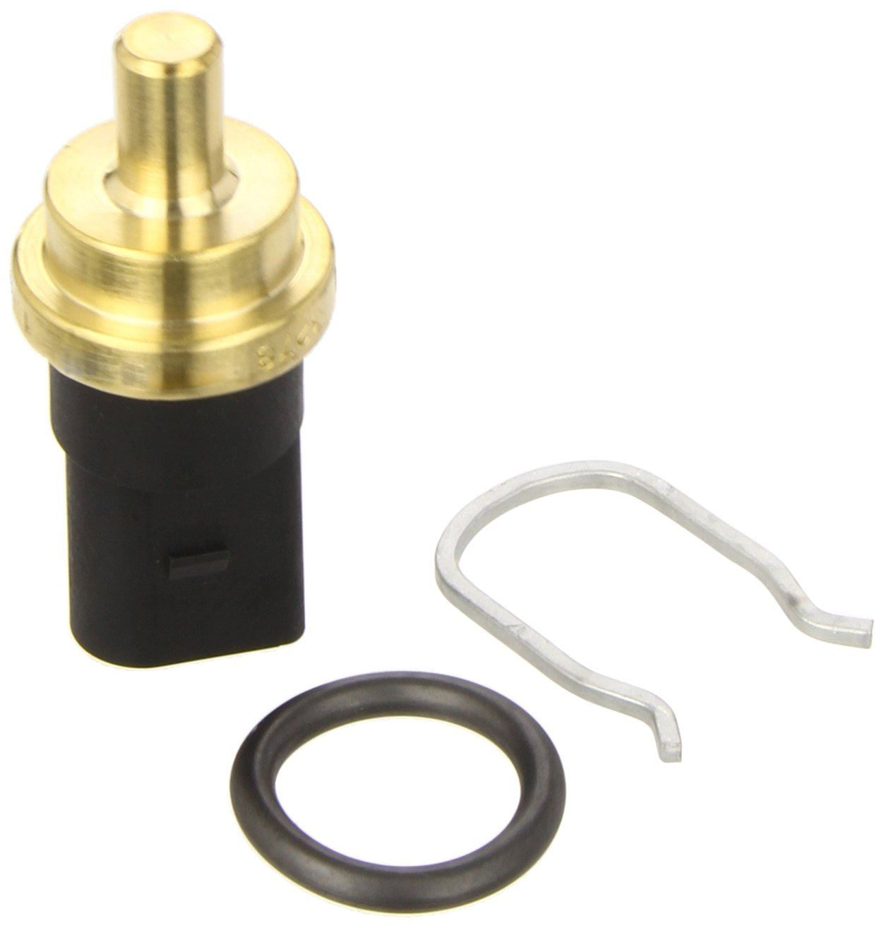HELLA 6PT 009 309-331 Sensor, coolant temperature, Number of connectors 2, with seal, with lock ring Hella KGaA Hueck & Co.