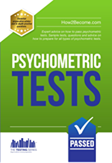 Practice psychometric tests how to familiarise yourself with psychometric tests the complete comprehensive workbook containing over 340 pages of questions and answers on fandeluxe Gallery