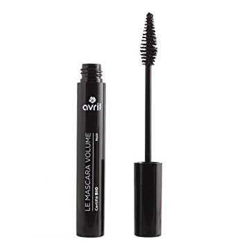 Avril Organic Volumising Mascara with Beeswax - Black