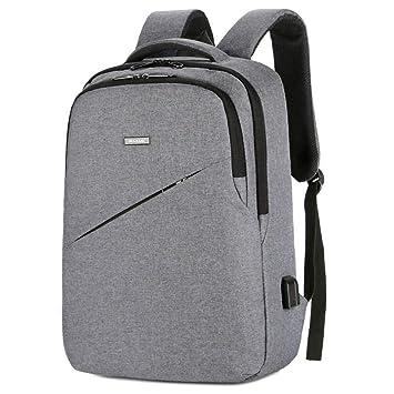 GDMXYD Mochila para Portátil, Mochila Portatil Mochilas Escolares Juveniles Mochila Hombre para Mochila de Ordenador Portátil Laptop Backpack Mochila ...