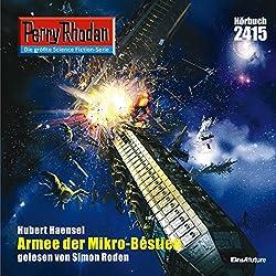 Armee der Mikro-Bestien (Perry Rhodan 2415)