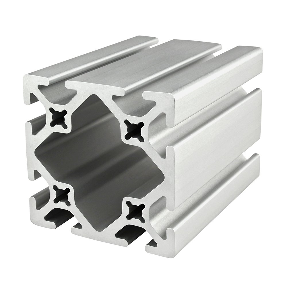 80/20 Inc., 3030-S, 15 Series, 3'' x 3'' Smooth T-Slotted Extrusion 36''