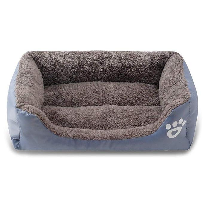 Rhww Cama De Perros Y Gatos,Lavable Impermeable Oxford Perro ...