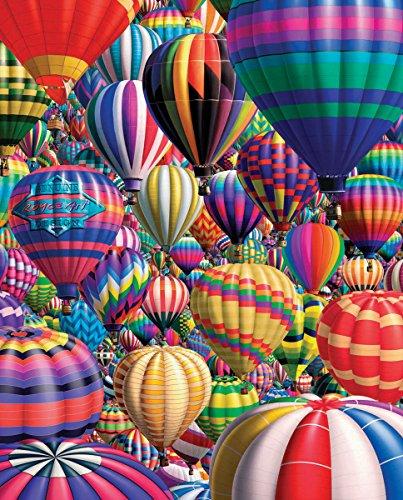 hot air balloon puzzle - 3