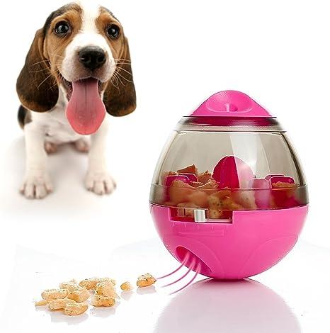 UESO Dispensador de comida para perro, más inteligente ...