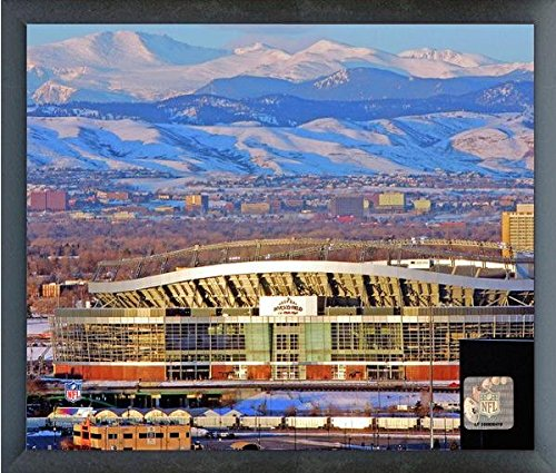 Denver Broncos Invesco Field at Mile High Stadium Photo (Size: 12