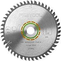 Festool HW 491952, Cirkelsågblad, Silver, 160 mm