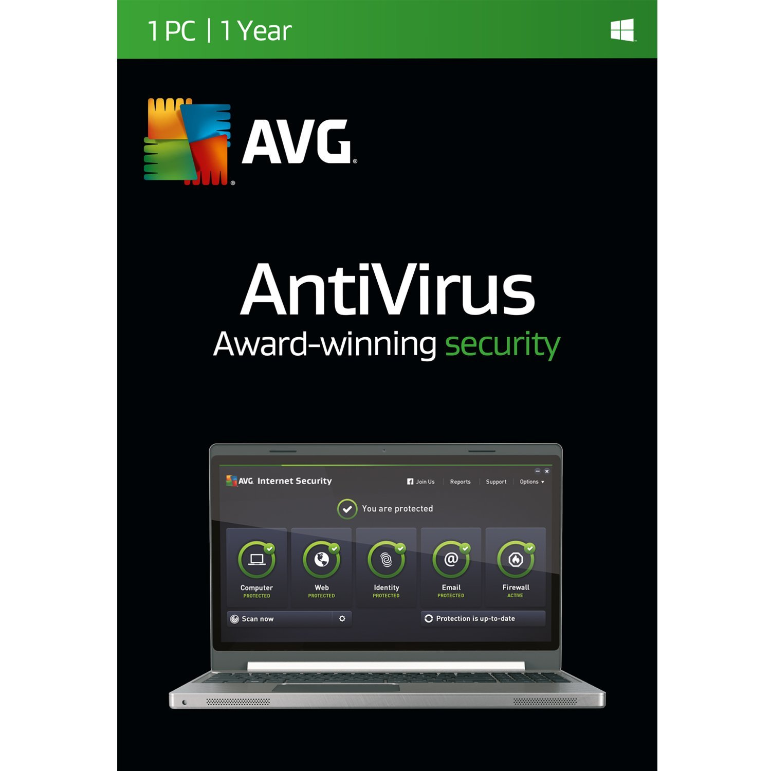 Avg antivirus 2016 free download.