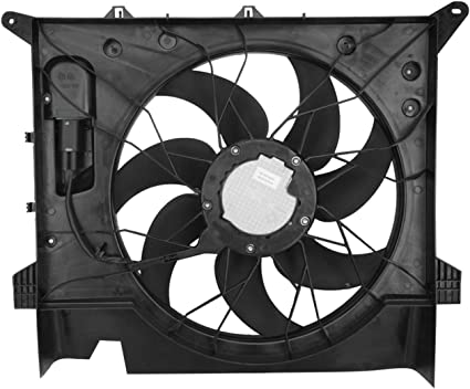 Topaz 30645719 Ventilador Motor enfriador Ventilador XC90 I ...