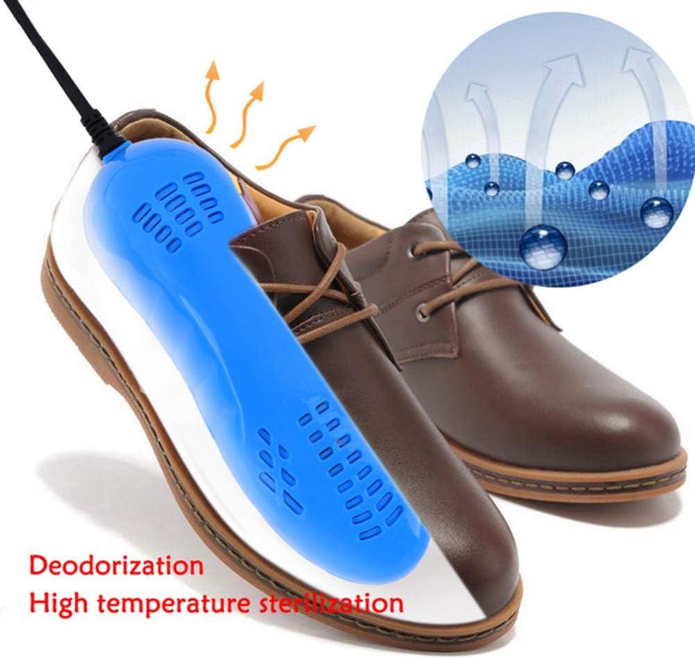 XYLUCKY Secador Portátil De Zapatos De Arranque, Zapatos Ligeros Secadora Calentador Pie Protector Boot Odor Desodorante Calentador: Amazon.es: Deportes y aire libre