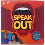 Speak Out Game,Challenge together with Families and Friends Card Game,Funny Party Family Game