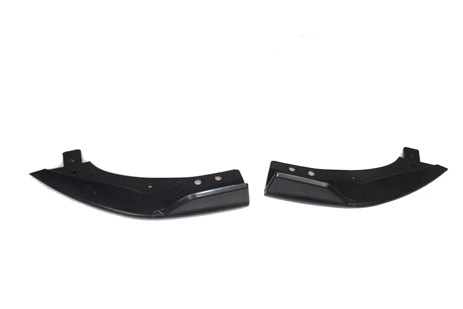 Side Splitter Canard Unpainted T Type Compatible with 2019-On Toyota Corolla Hatchback E210 MZEA12R 5D Rear Diffuser
