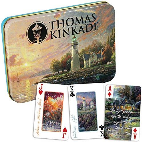 Ceaco Thomas Kinkade Deluxe Playing